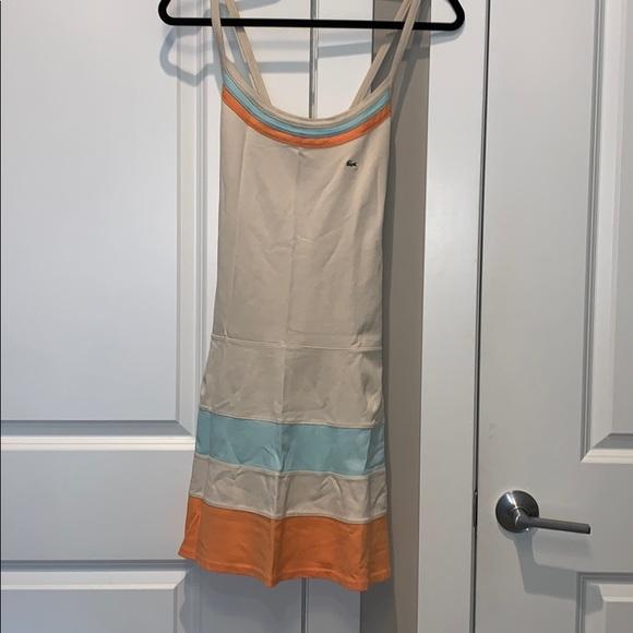 Lacoste Dresses & Skirts - Lacoste Vintage Tennis Dress